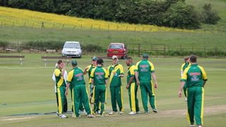 2nd Team v Knypersley (Talbot Shield) - 8th May 2014.
