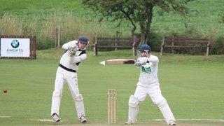 1st Team v Whitmore - 19th July 2014.
