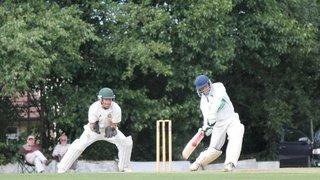 1st Team v Checkley - 9th August 2014