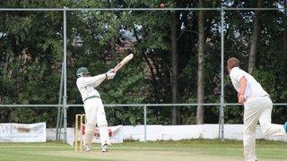 1st Team v Porthill Park - 16th August 2014.