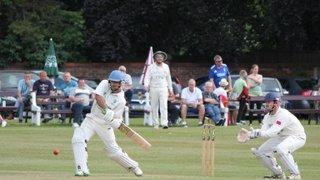 1st Team v Elworth - 18th July 2015.
