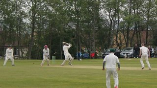 1st Team v Audley - 6th May 2017.