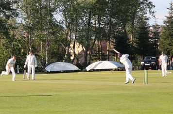 64 for 7 - Jack Armstrong is cleaned up by Tyron.