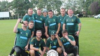 2nd Team v Moddershall Oulton 3rd Team - Talbot Shield Final 08/09/2019.