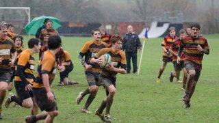 Romsey U16s v Eastleigh