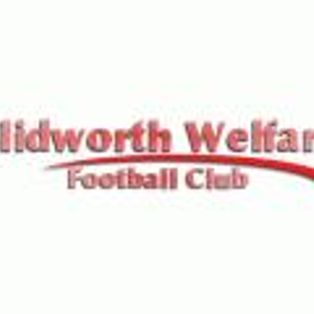 Match Report - Blidworth Welfare vs Belper United - 21/08/13.