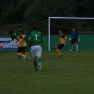 Match Report - Belper United 7 Holbrook St Michaels 0 - 14/08/13