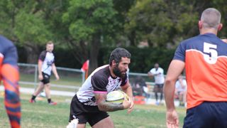Okapi Wanderers Rugby FC Men vs Orlando Rugby FC 03 25 2017