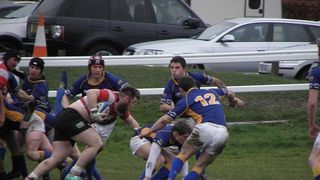 Alnwick v Cleckheaton 18/01/2014