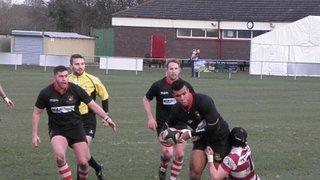 Wirral v Cleckheaton 13/12/2014