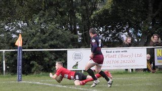 Rossendale v Cleckheaton and Vets 01/10/2016