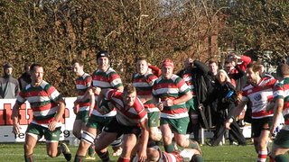 West Hartlepool v Cleckheaton 04/11/2017