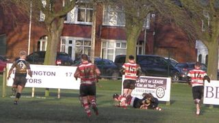 Bridlington 29 - 7 Cleckheaton