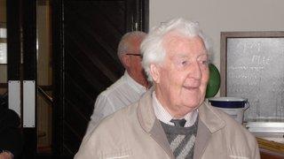 Les Binns at 90