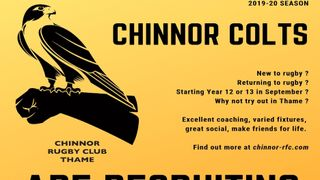 Chinnor Colts to run two teams next season!