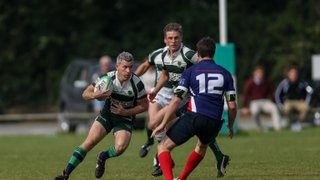 Guernsey 2nd's v Les Quennevais JRA League 2014
