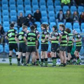 Manager Penney delighted with performance of depleted U16s