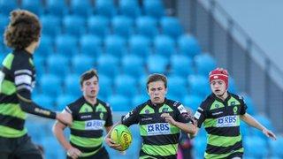 Guernsey Rugby Academy U16's v Andover 2014