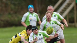 Vets run out against a St Jacques Development Squad