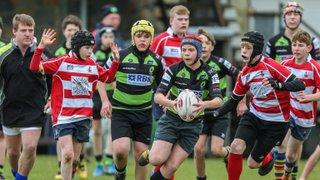 Guernsey Rugby Academy U13 v Crowborough 2015