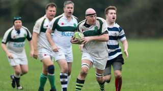 Guernsey Vets v Mauwawii Warriors 2015