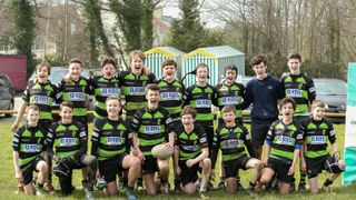 Guernsey Rugby Academy U14's v Pulborough 2016