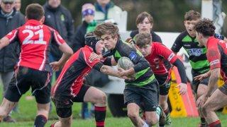 Guernsey Rugby Academy U15's v Jersey 2018