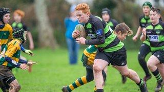Guernsey Rugby Academy U13's v Shoreham 2018