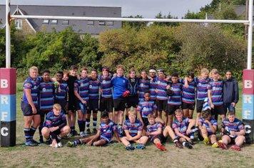 Chingcroft U16 Team Sept 2018