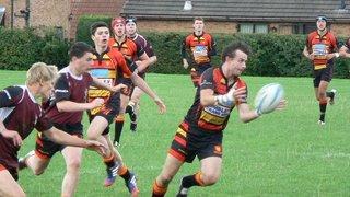 Harrogate 3rd XV vs Morley 3rd XV