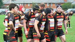 Harrogate 3rd XV vs Castleford 3rd XV