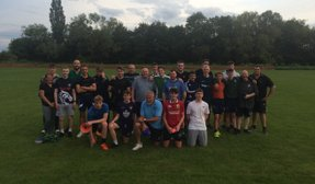 Touch Rugby at South - next session Wed 19/6/19
