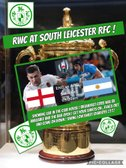 Rugby World Cup at South Leicester !