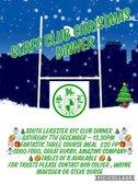 Club Dinner Saturday 7th December