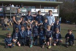 U7s Win West Sussex West Regional Cup