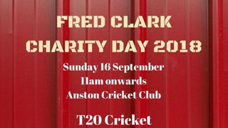 Fred Clark Charity Day 2018