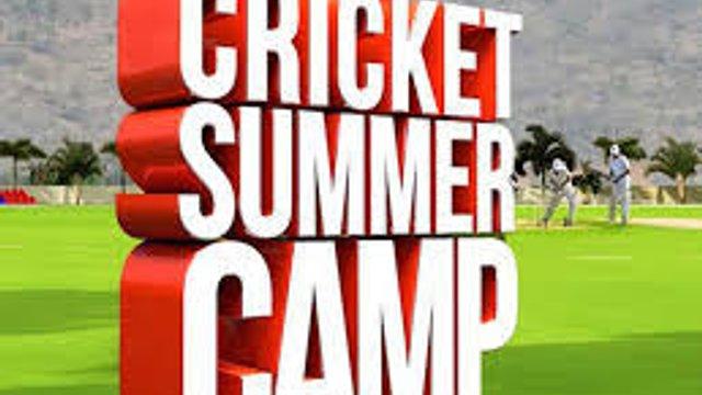 Cricket Summer Camp - 28th - 30th Aug 2019.