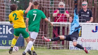 Kerry Harris's  goals from V  City V Ashford Under 23 13th July 2019