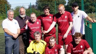 Disability  teams   Sunday 15th Septemeber