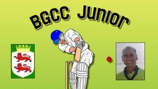 Junior cricket academy returns