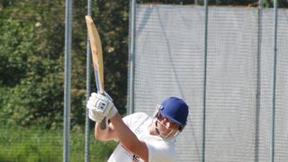 Destructive Dovey ton helps the twos to 65 run win over Pershore