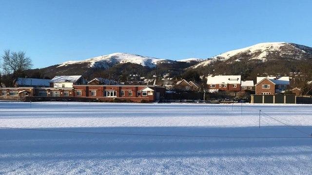 Junior cricket  - winter update