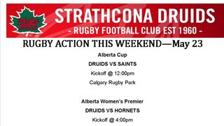 Rugby Action This Week