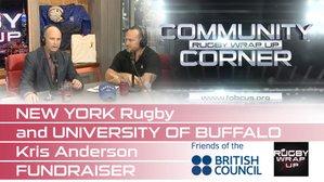 New York Rugby Club & SUNY Buffalo Player Kris Anderson Needs Help