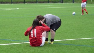 Barnsley FC Partnership Training Session April 2015