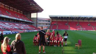 Oakwell Photo Shoot 2015-16