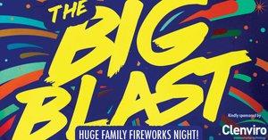 The Big Blast Fireworks Night