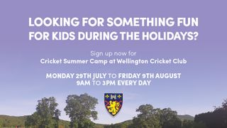Summer Camps at Wellington