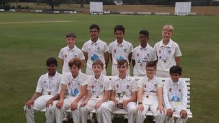 U13s Cup Run Comes To An End