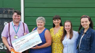 Thousands Raised At Ladies' Day
